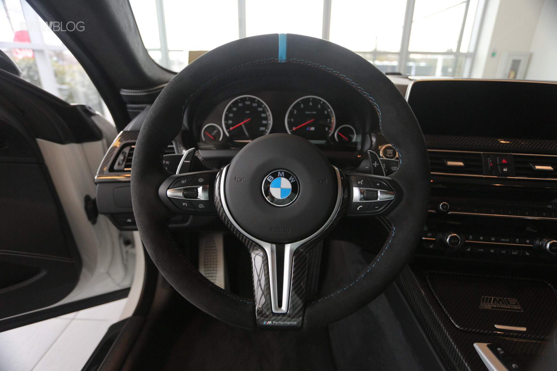 2016 BMW M6 Competition Package Prestige Bmw 9