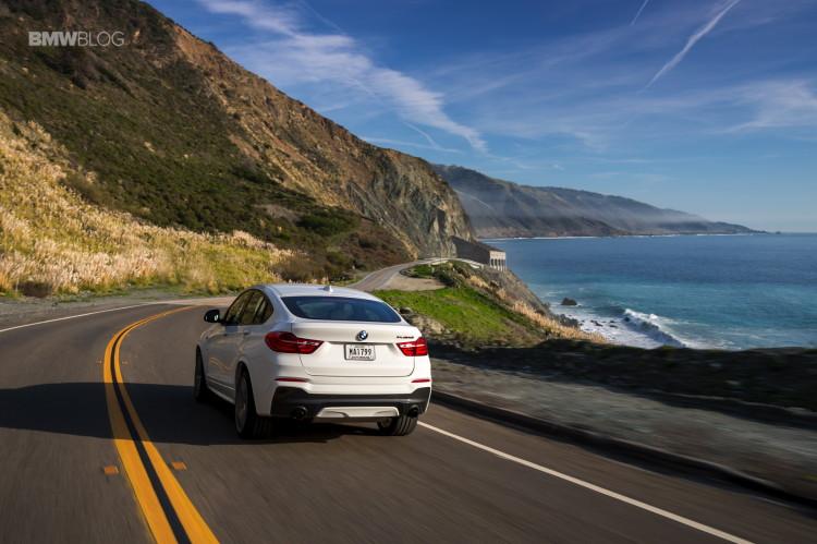 2016 BMW X4 M40i test drive review 42 750x499