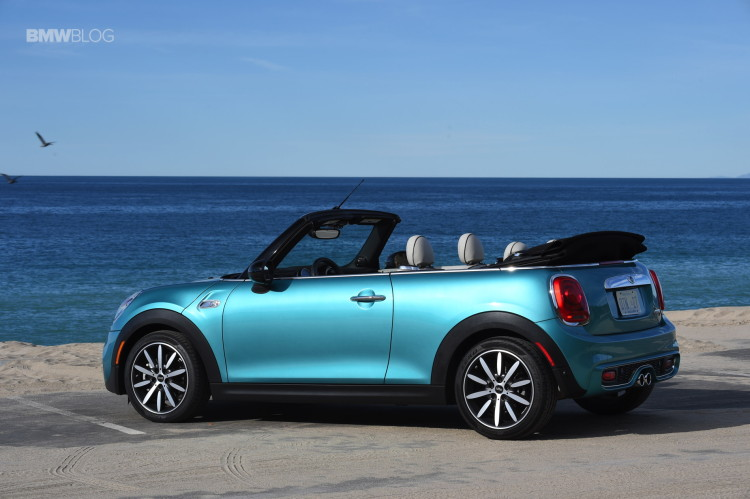 First Drive 2016 Mini Cooper S Convertible