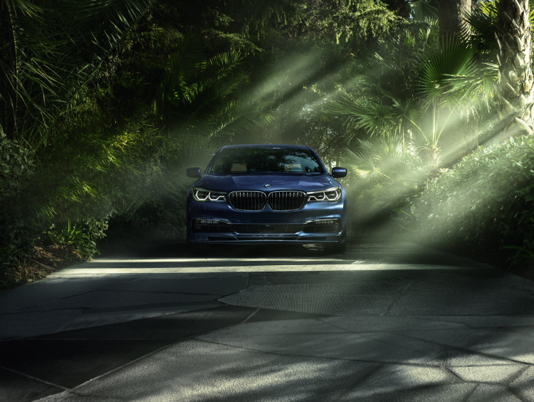 2017 BMW ALPINA B7 images 11 750x564