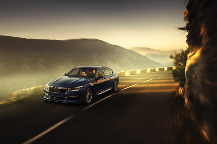 2017 BMW ALPINA B7 images 7 750x500