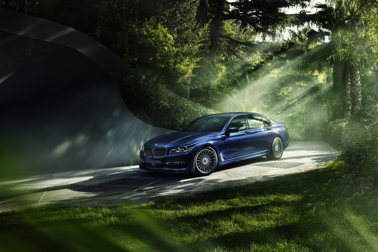 2017 BMW ALPINA B7 images 8 750x500