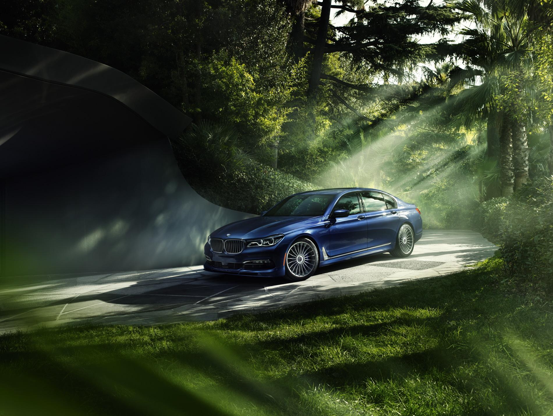 2017 BMW ALPINA B7 images 8