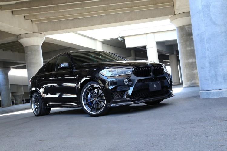 3D Design BMW X6M 11 750x500