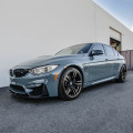 A Grigio Medio BMW M3 Visited European Auto Source