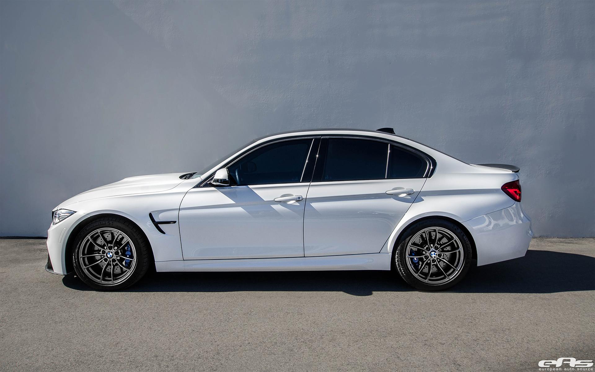 Alpine White Bmw F80 M3 Gets Visual Mods Added
