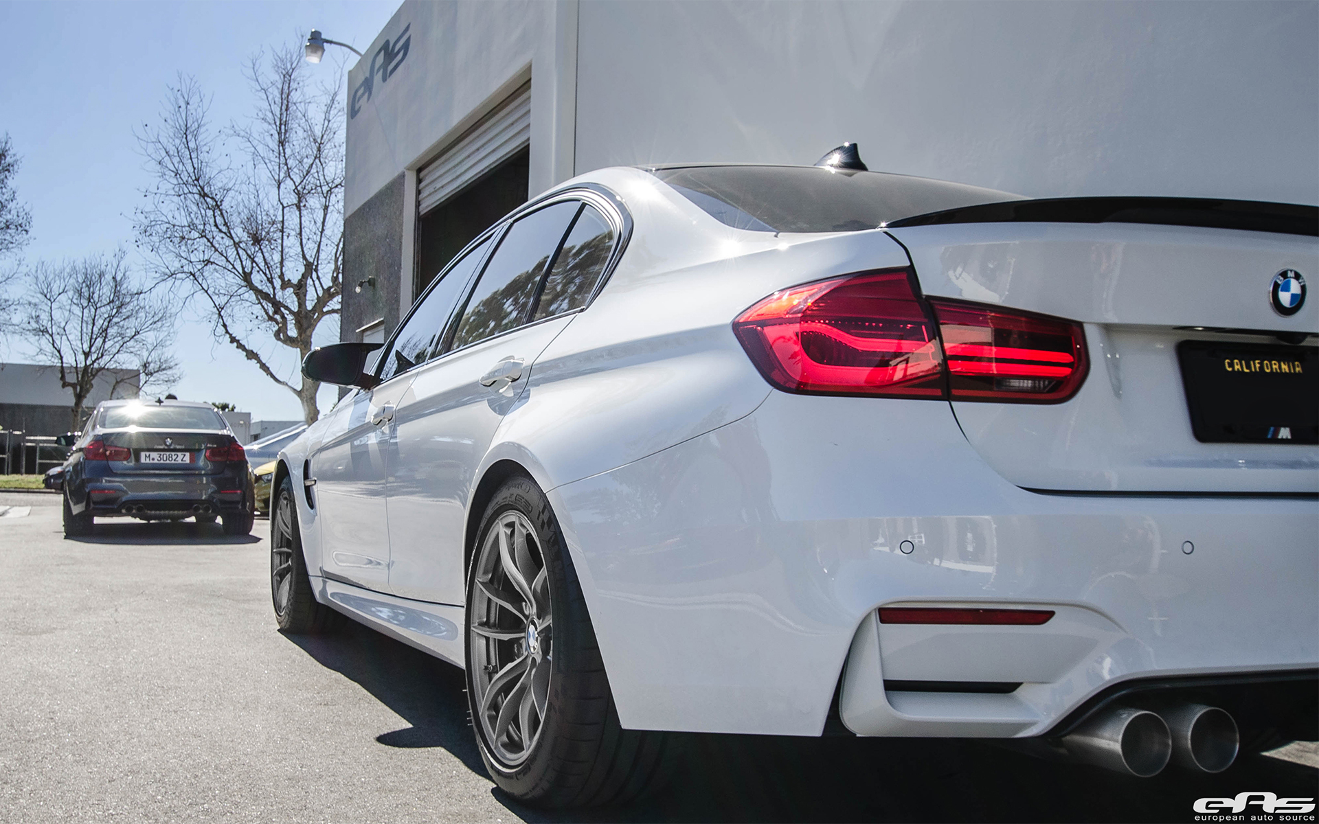 Alpine White Bmw F80 M3 Gets Visual Mods Added