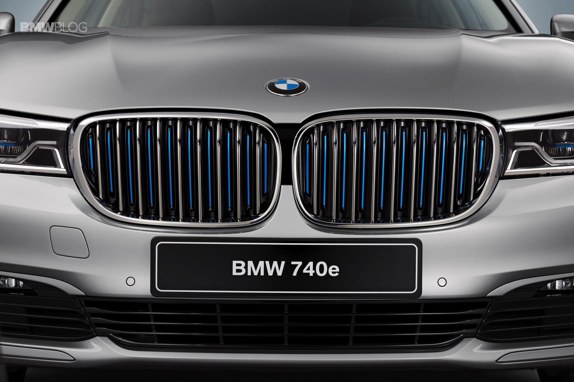 BMW 740e iPerformance 12