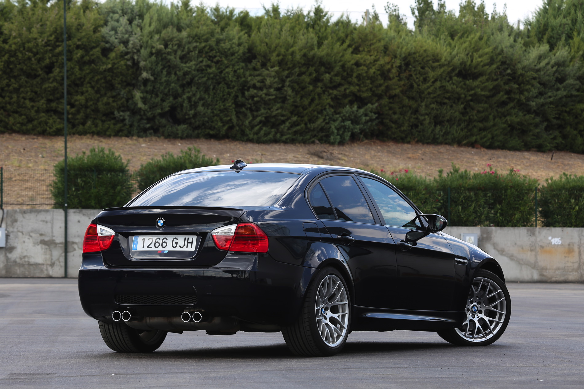 4 Door Sedan >> The BMW E90 M3 is still quite a looker