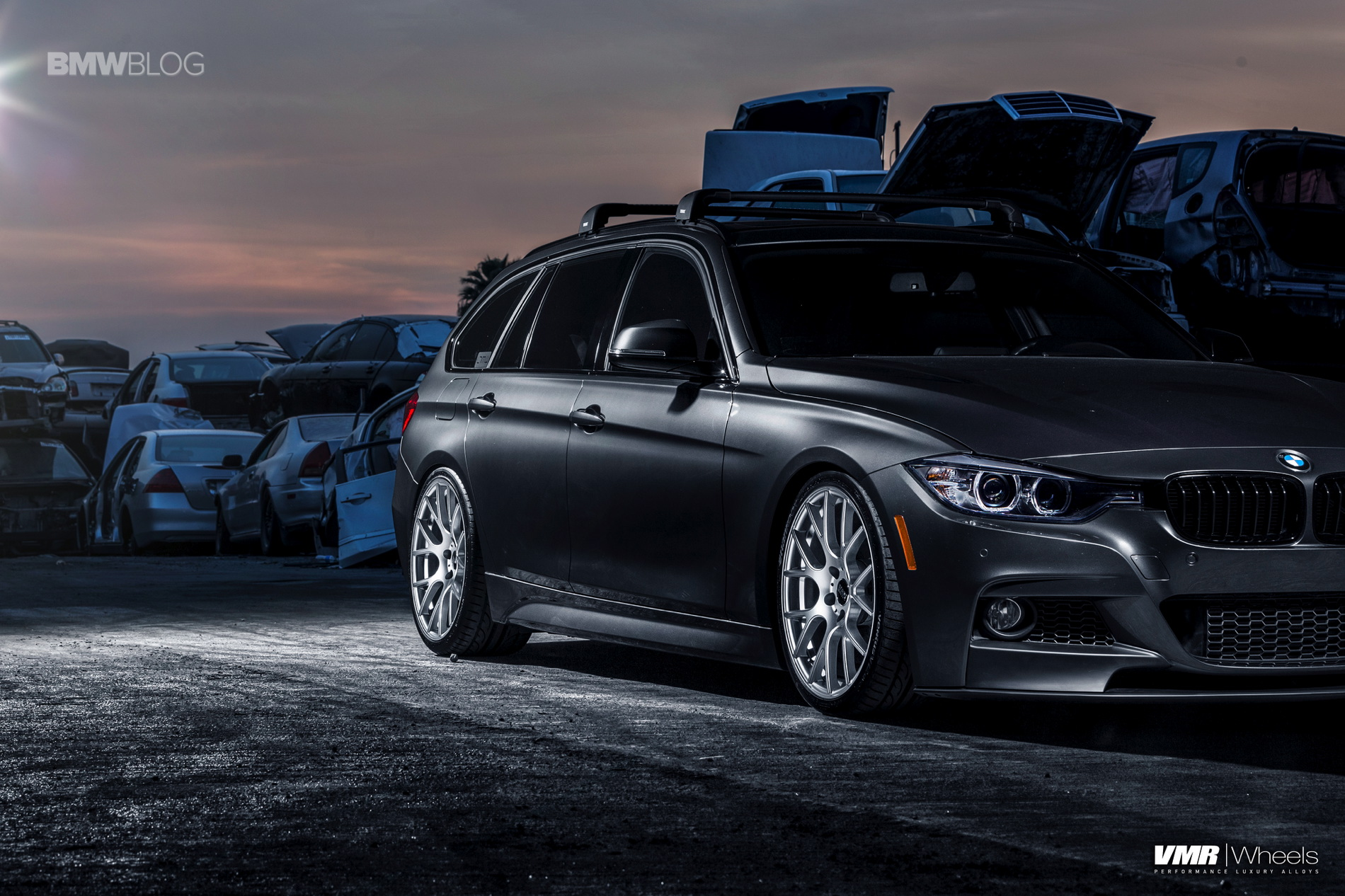 Bmw F31 Sports Wagon Gets Some Visual Upgrades And Custom