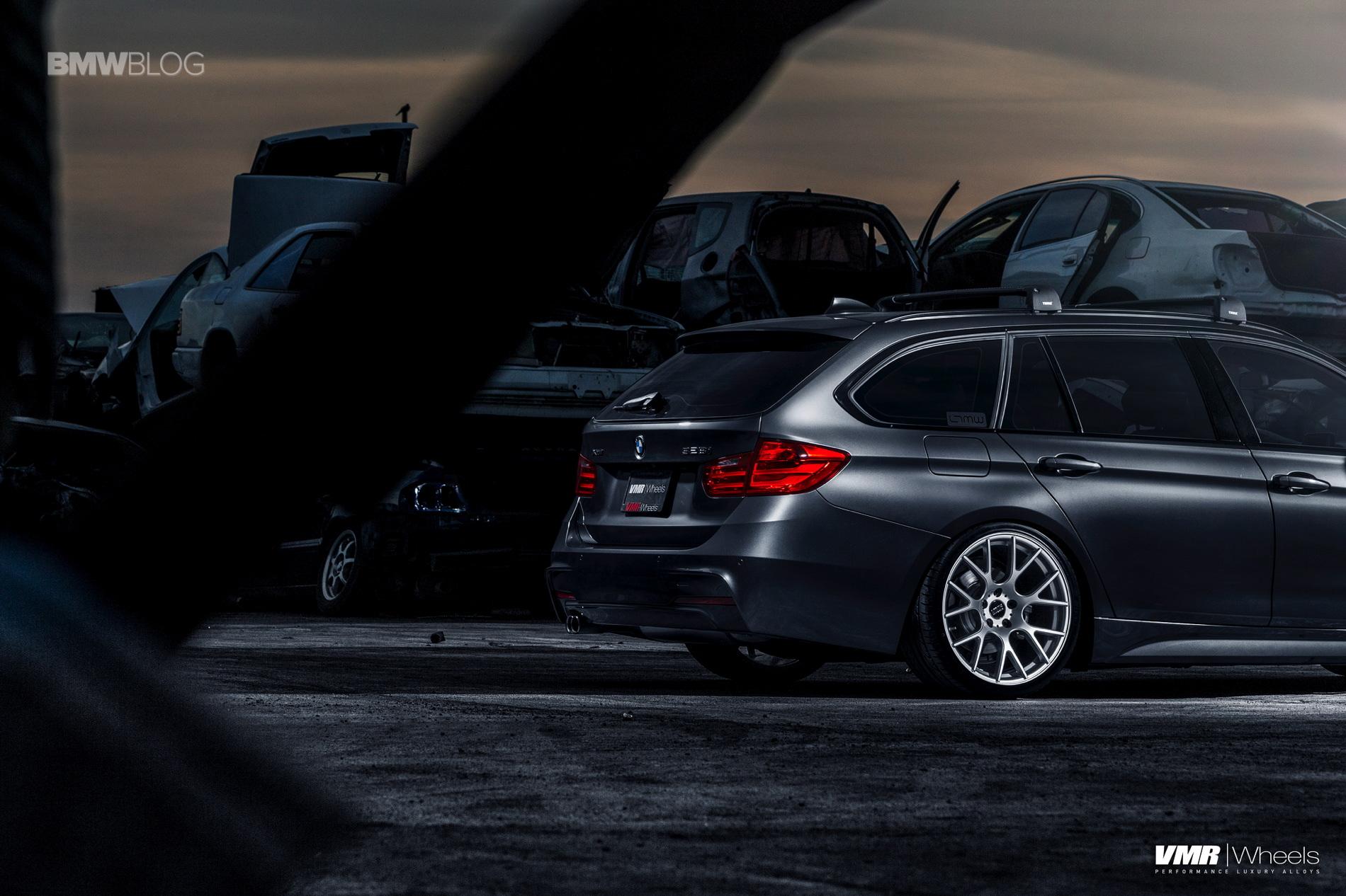 2016 BMW 328I >> BMW F31 Sports Wagon gets some visual upgrades and custom wheels