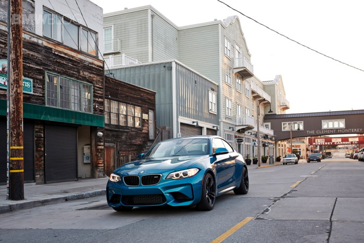 BMW M2 California Photos 11 750x500