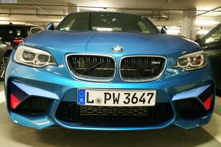 BMW M2 M Performance Dekor Long Beach Blue 05 750x499