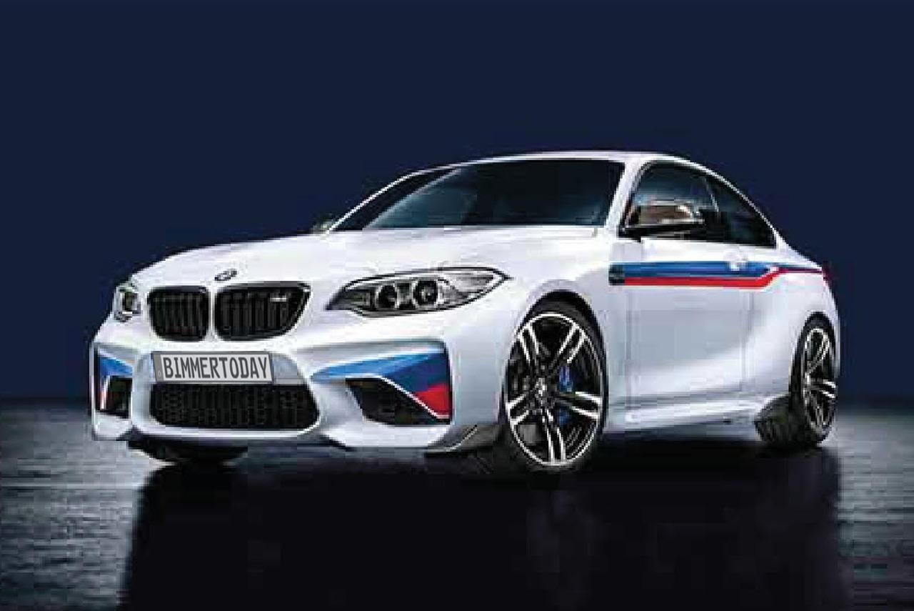 BMW M2 M Performance Tuning 01