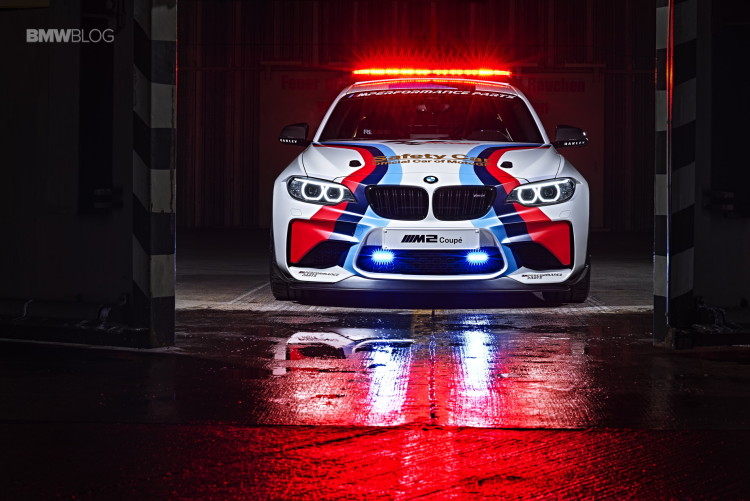 BMW M2 MotoGP Safety Car 27 750x501
