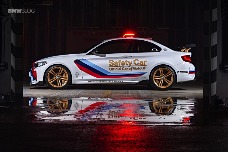 BMW M2 MotoGP Safety Car 29 750x501