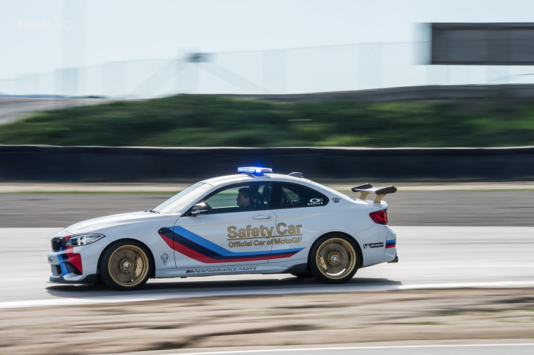 BMW M2 MotoGP Safety Car Laguna Seca 29 750x499