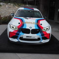 BMW M2 MotoGP Safety Car photos 2 120x120