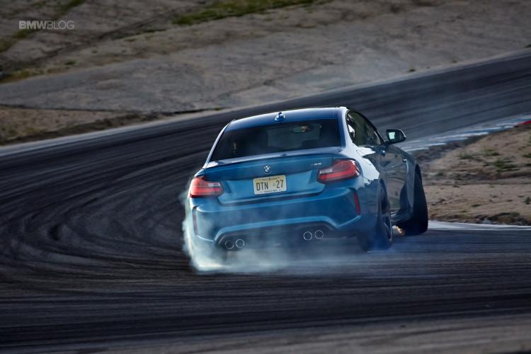 BMW M2 drifts laguna seca 169 750x500