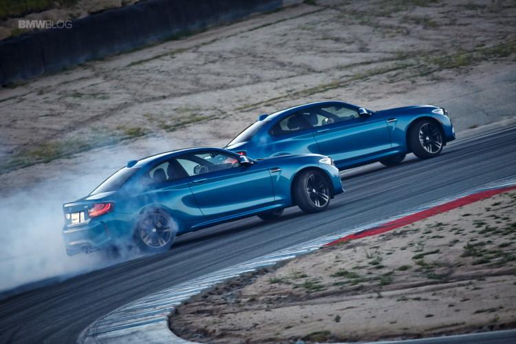 BMW M2 drifts laguna seca 214 750x500