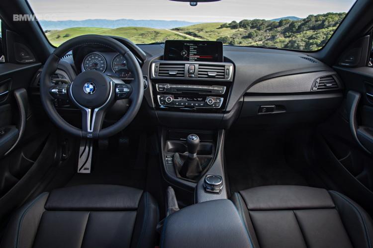BMW M2 test drive review 108 750x499