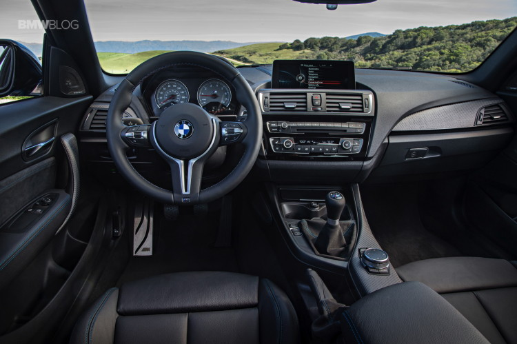 BMW M2 test drive review 110 750x499