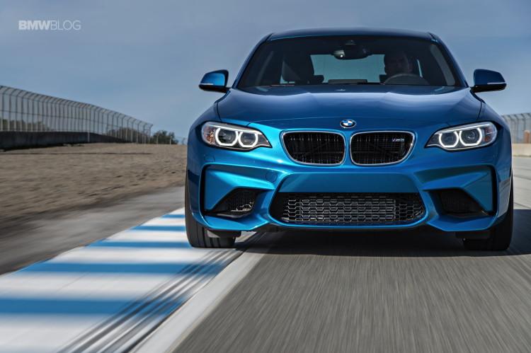 BMW M2 test drive review 19 750x499