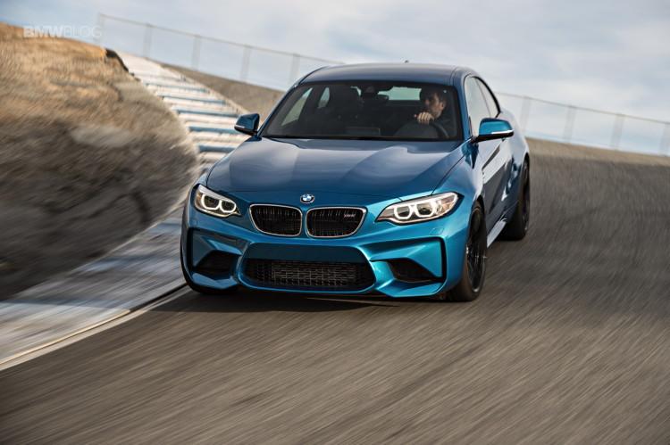 BMW M2 test drive review 22 750x499