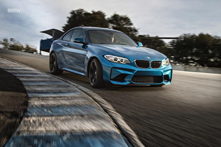BMW M2 test drive review 26 750x499