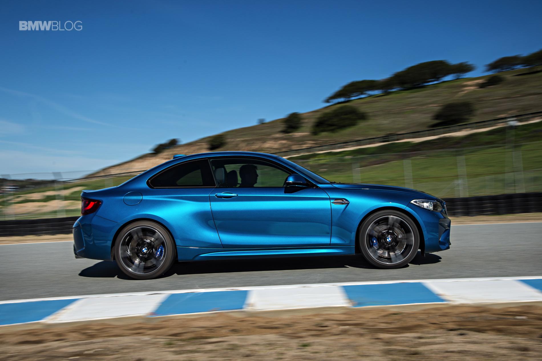 BMW M2 test drive review 27