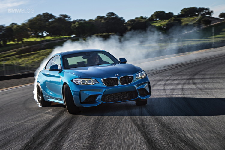 Bmw M2 Test Drive Review 47 750x500