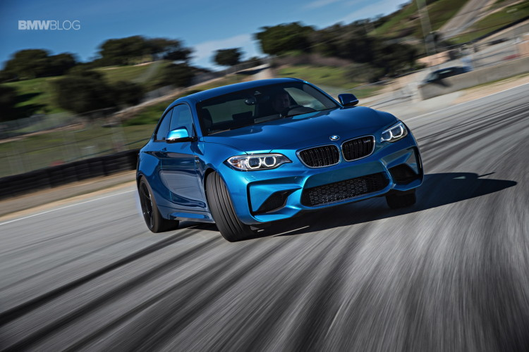 BMW M2 test drive review 50 750x500