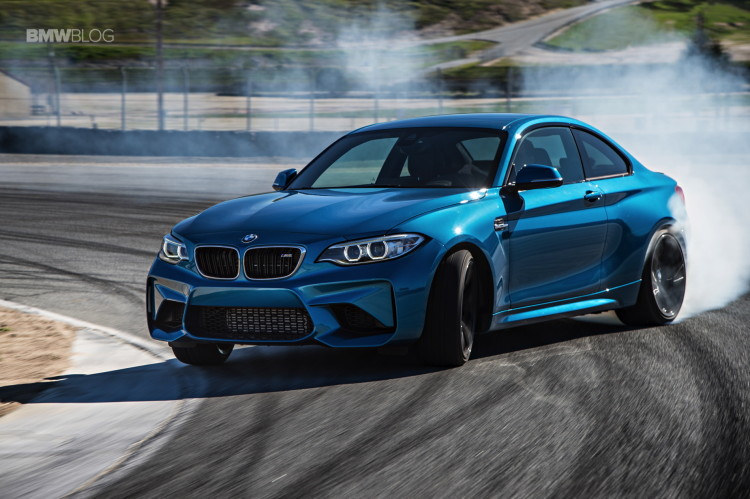BMW M2 test drive review 57 750x499