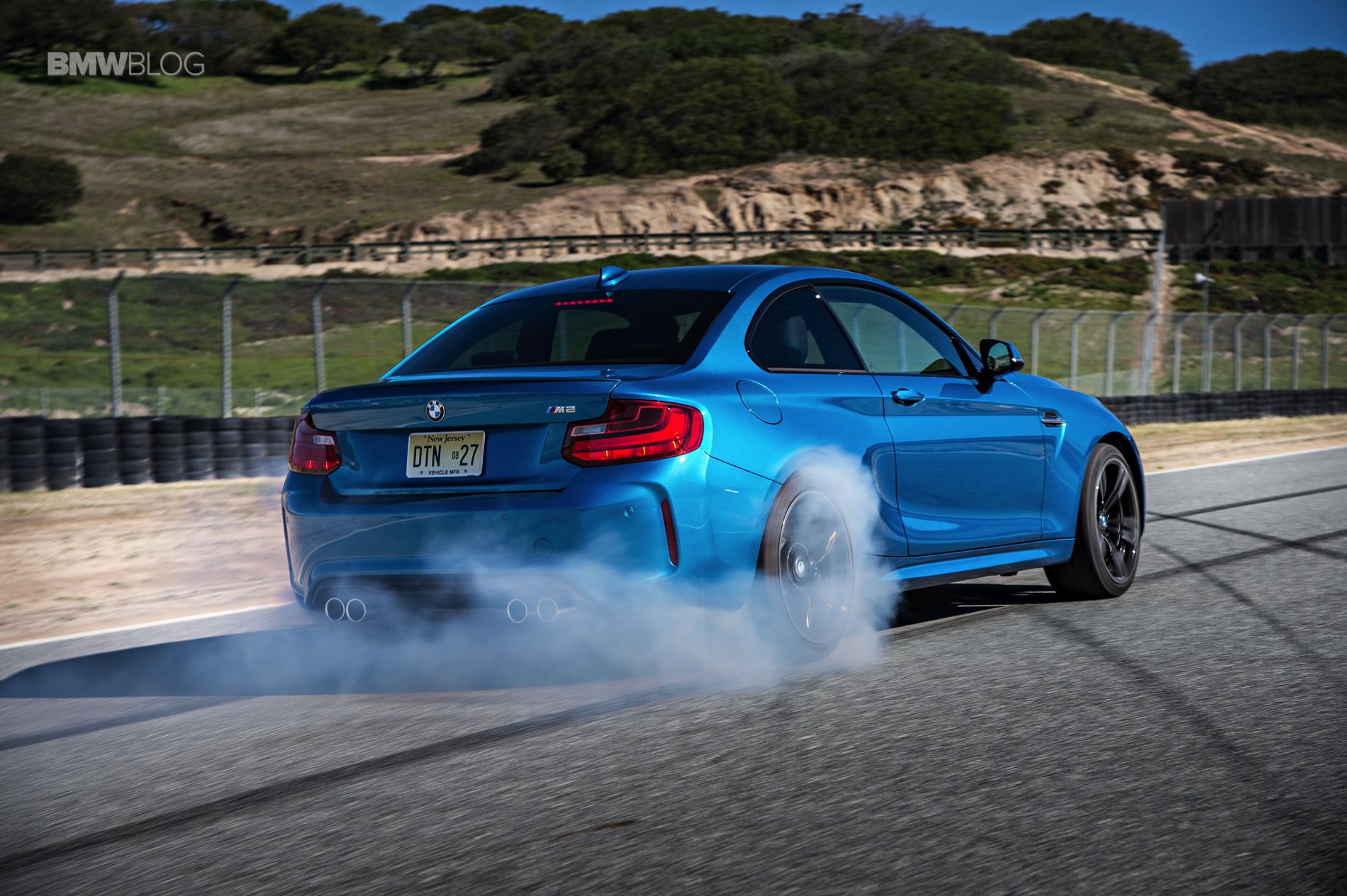 BMW M2 test drive review 60