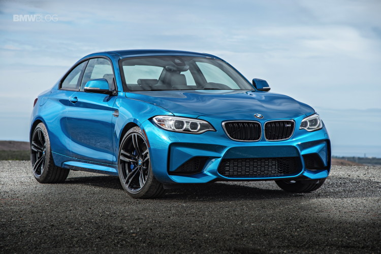 BMW M2 test drive review 76 750x500