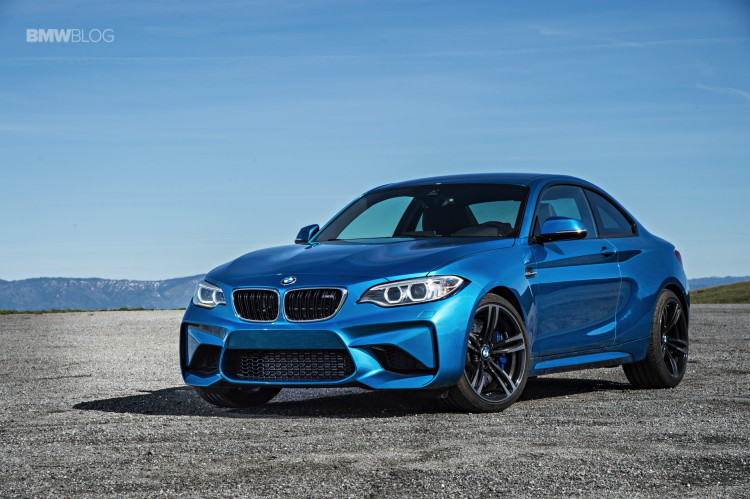 BMW M2 test drive review 89 750x499