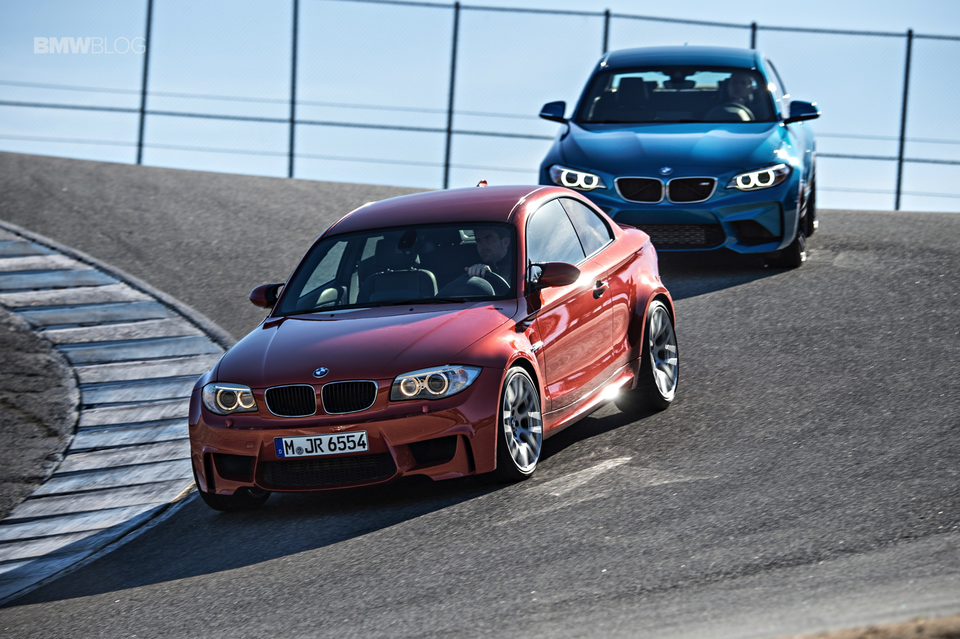 Track Battle Bmw M2 Vs M4 Cp Vs 1m