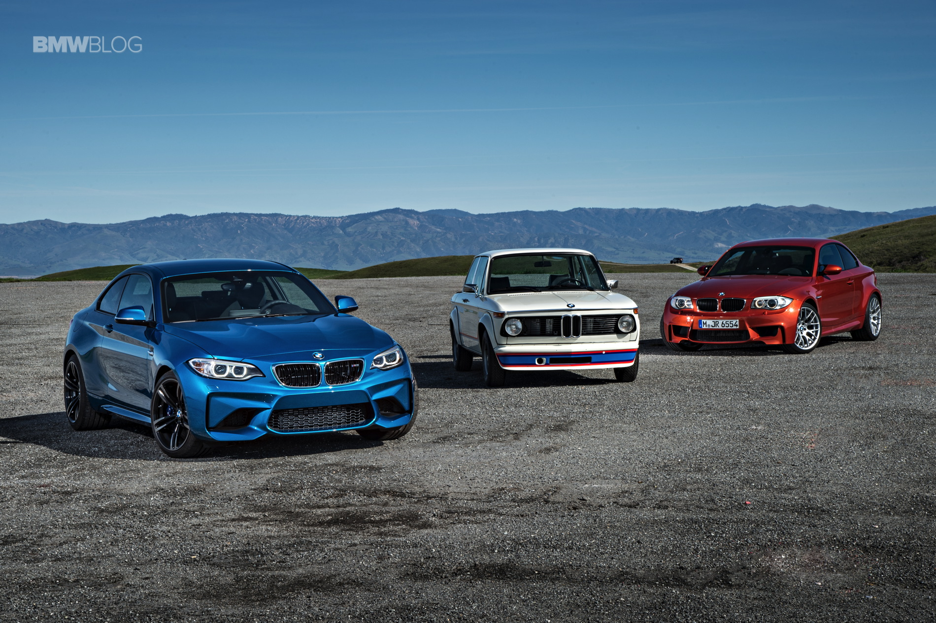 Bmw 2002 Tii Turbo Vs Bmw M2 Vs Bmw 1m