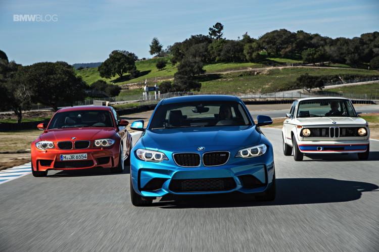 BMW M2 vs BMW 1M vs BMW 2002 8 750x499
