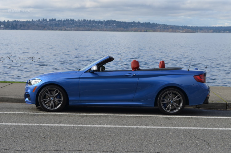 Bmw M235i Xdrive Convertible Test Drive 59