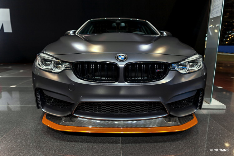 BMW M4 GTS Chicago Auto Show 1 750x500