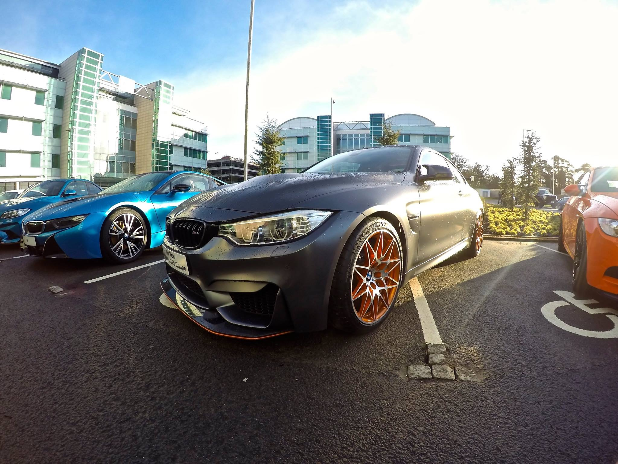 BMW M4 GTS UK