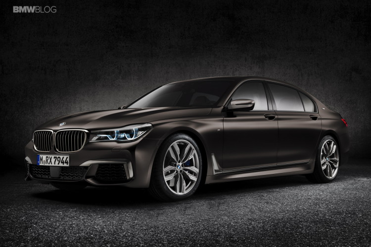 BMW M760Li xDrive images 1 750x500