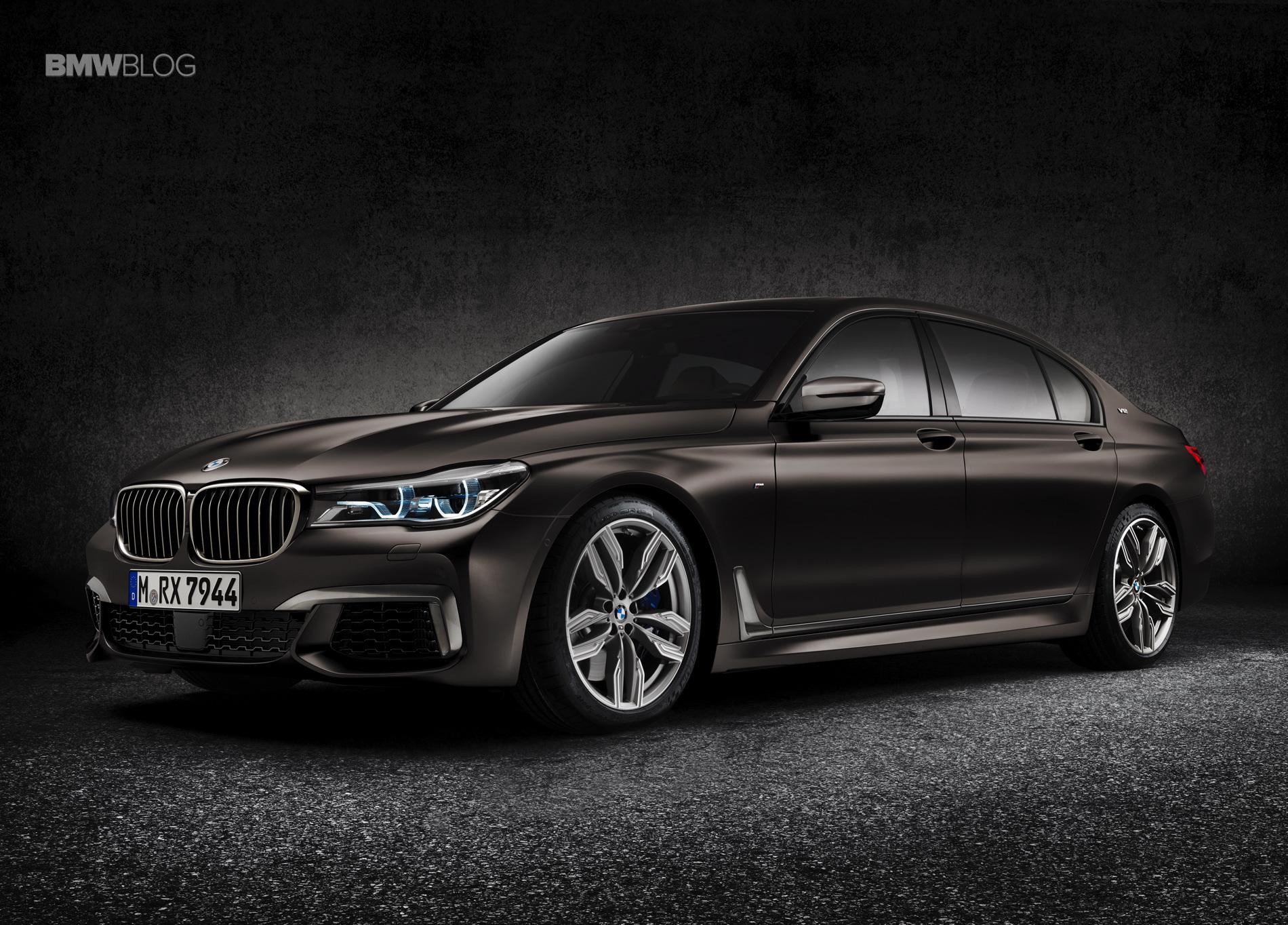 BMW M760Li xDrive images 1