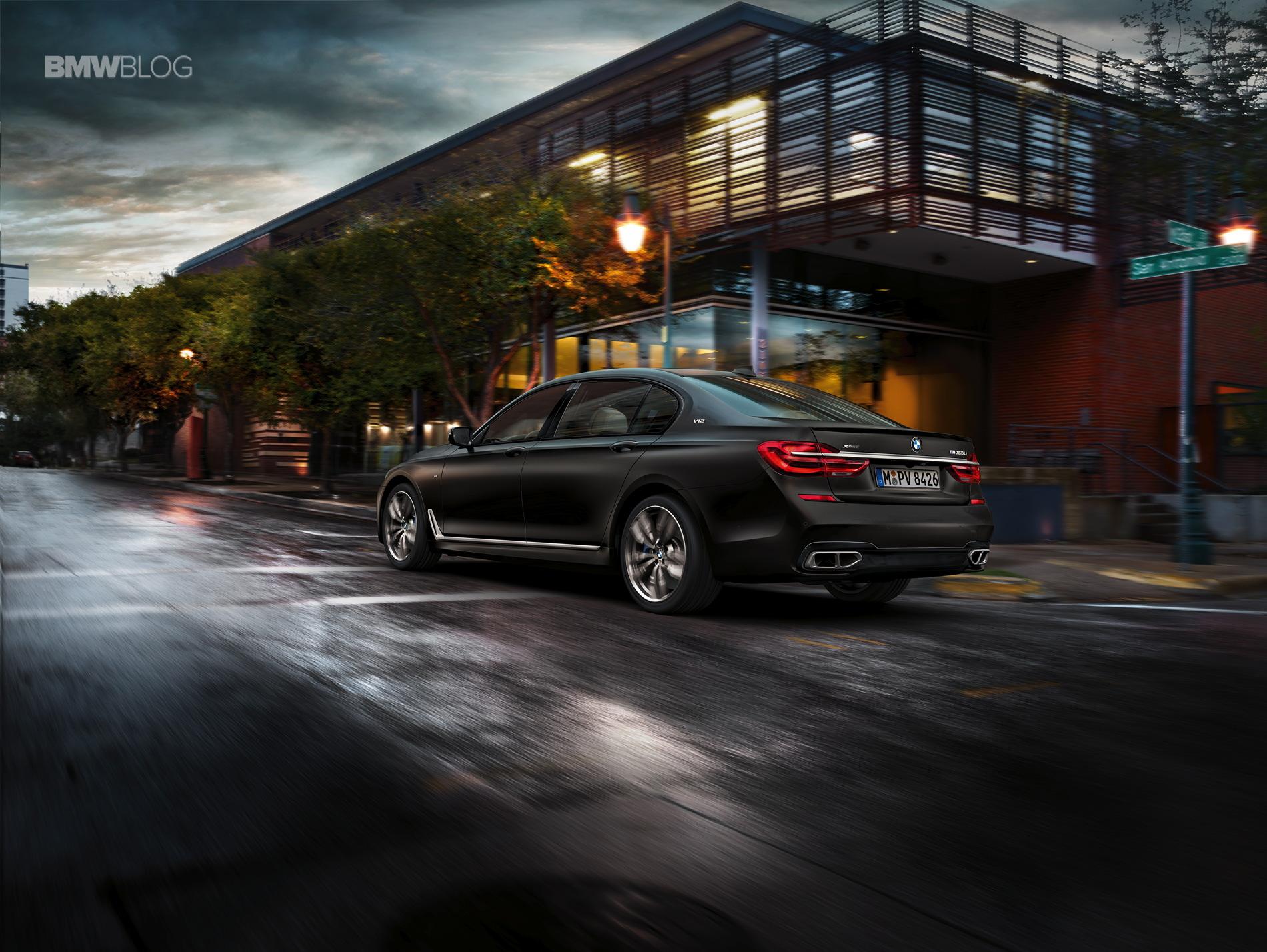 BMW M760Li xDrive images 35