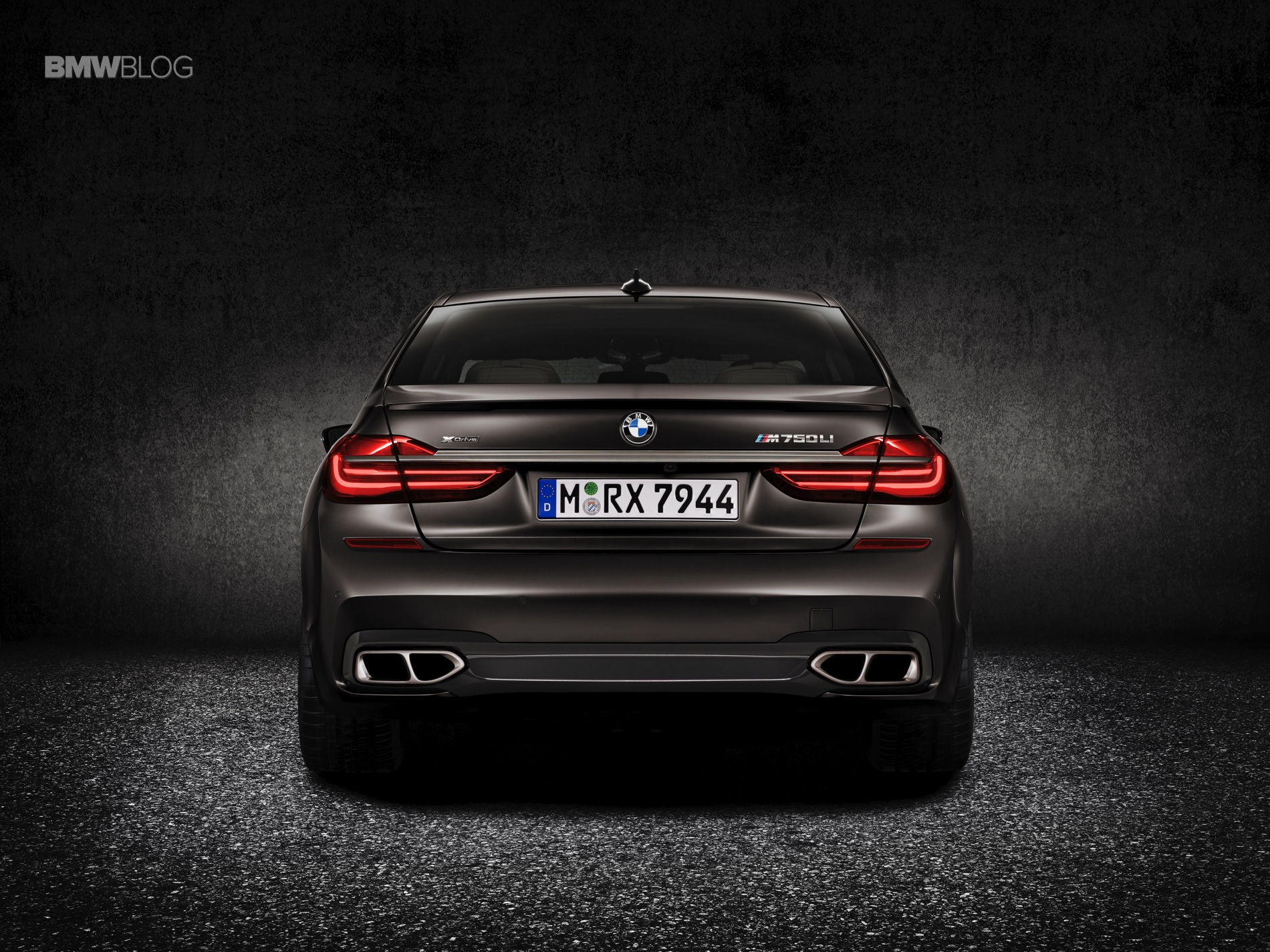 World Premiere 2016 Bmw M760li Xdrive