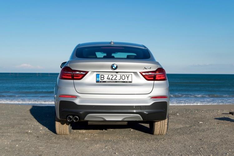 BMW X4 xDrive35d review test drive 20 750x500