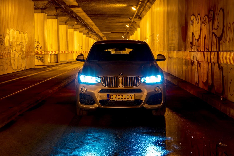 BMW X4 xDrive35d review test drive 58