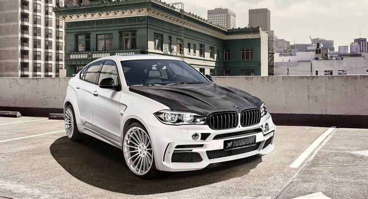 BMW X6 M50d Hamann 1 750x405