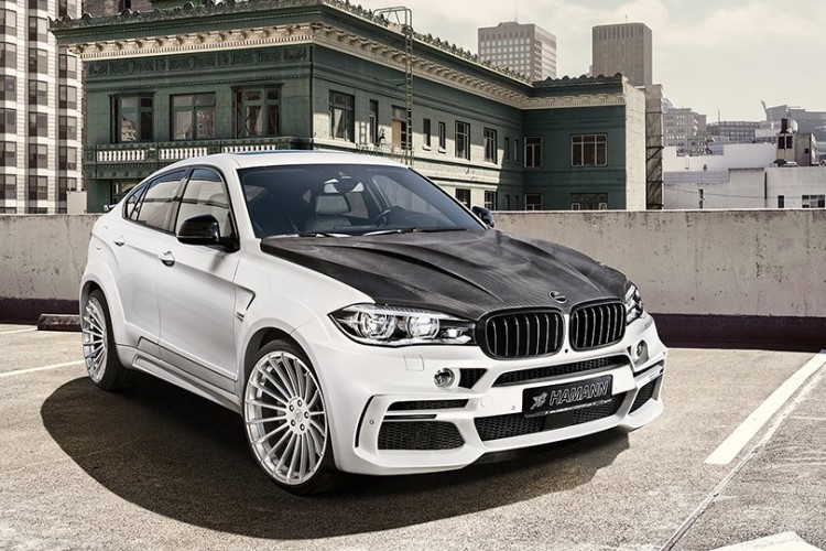 BMW X6 M50d Hamann 1 750x500